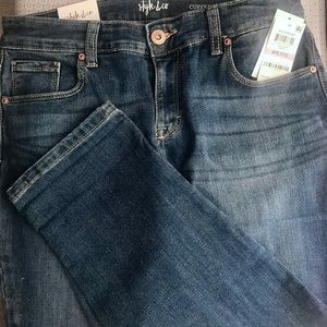 Brand new Style & Co Jeans!